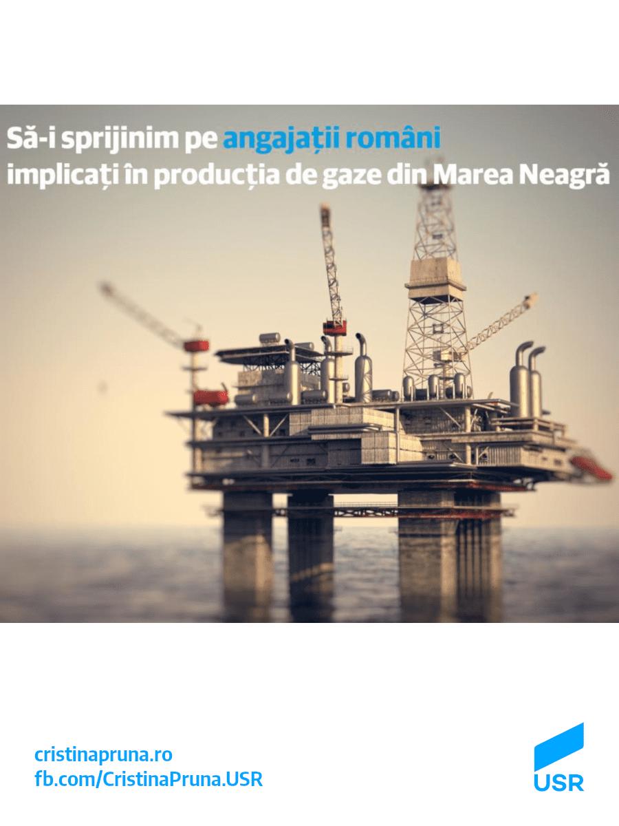 Amendament în sprijinul angajaților români din industria offshore