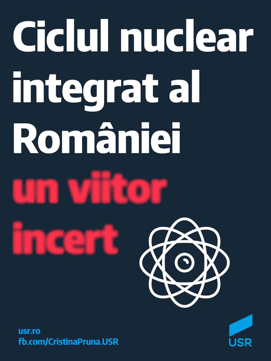 Ciclul nuclear integrat al României un viitor incert