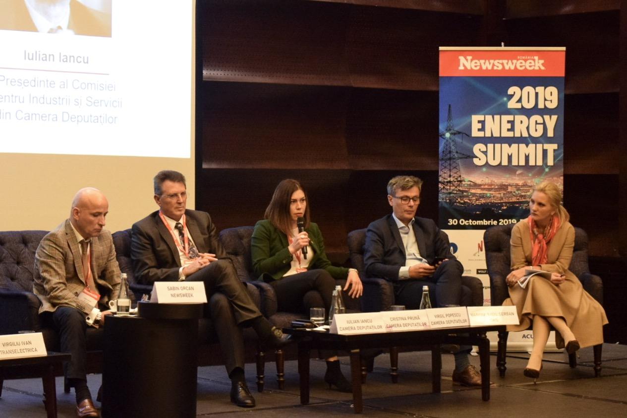 """Evenimentul """"Energy Summit"""" organizat de Newsweek România"""