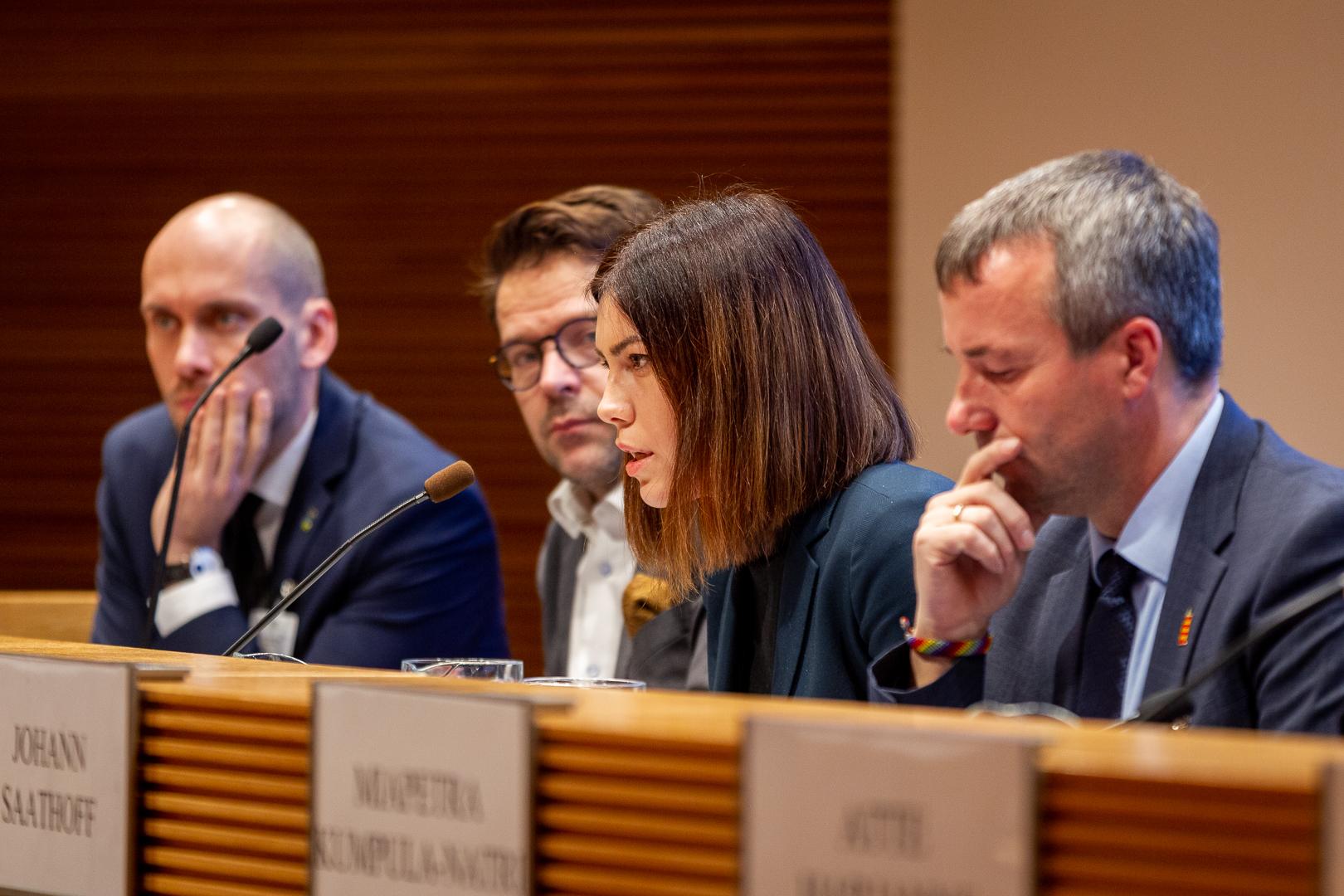 """Întâlnirea Interparlamentară """"The European Forum for Renewable Energy Sources"""""""