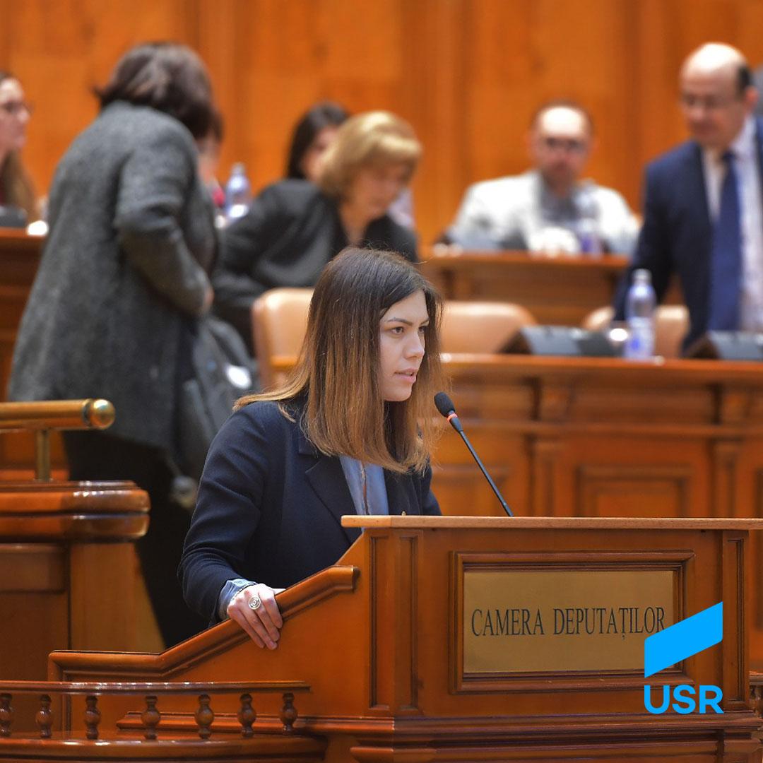 Ministrul Economiei, audiat în Parlament la cererea USR